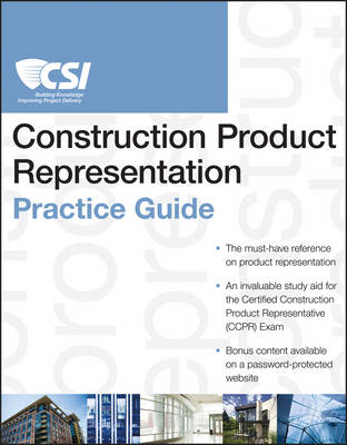 CSI Construction Product Representation Practice Guide (BOK)