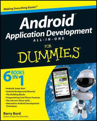Android Application Development All-in-One For Dummies (BOK)