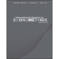 Using EViews for Principles of Econometrics (BOK)