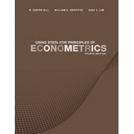 Using Stata for Principles of Econometrics (BOK)