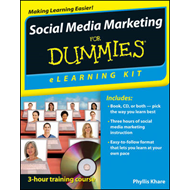Social Media Marketing eLearning Kit For Dummies (BOK)