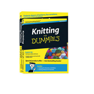 Knitting For Dummies, 2r.ed & Knitting Patterns For Dummies (BOK)