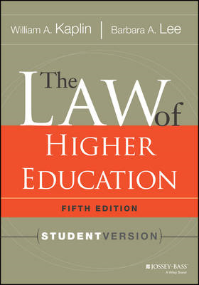 Law of Higher Education (BOK)