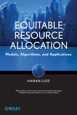 Equitable Resource Allocation: Models, Algorithms and Applications (BOK)