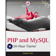 PHP and MySQL 24-Hour Trainer (BOK)