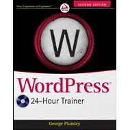 WordPress 24-Hour Trainer (BOK)