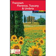 Frommer's Florence, Tuscany & Umbria (BOK)