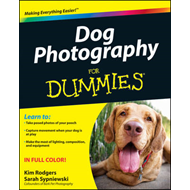 Dog Photography For Dummies (BOK)