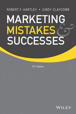 Marketing Mistakes and Successes (BOK)