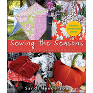 Sewing the Seasons: 23 Projects to Celebrate the Seasons (BOK)