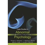 Case Studies in Abnormal Psychology (BOK)