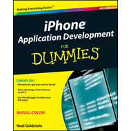 iPhone Application Development For Dummies (BOK)