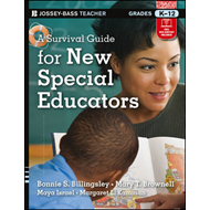 A Survival Guide for New Special Educators (BOK)