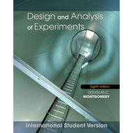 Design and Analysis of Experiments (BOK)