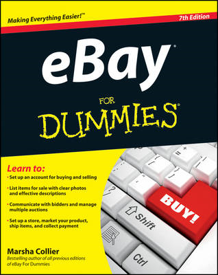 eBay For Dummies (BOK)