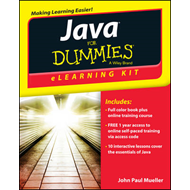 Java eLearning Kit For Dummies(R) (BOK)