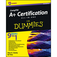 CompTIA A+ Certification All-in-One For Dummies (BOK)