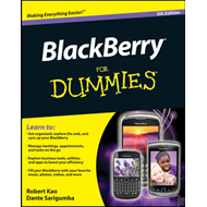 BlackBerry For Dummies (BOK)