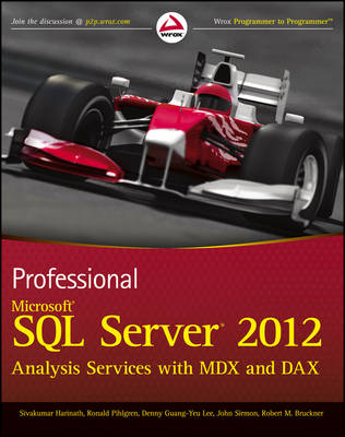 Professional Microsoft SQL Server 2012 Analysis Services wit (BOK)