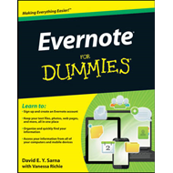 Evernote For Dummies (BOK)