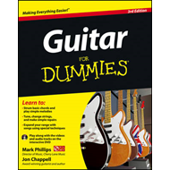 Guitar For Dummies (BOK)