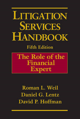 Litigation Services Handbook (BOK)