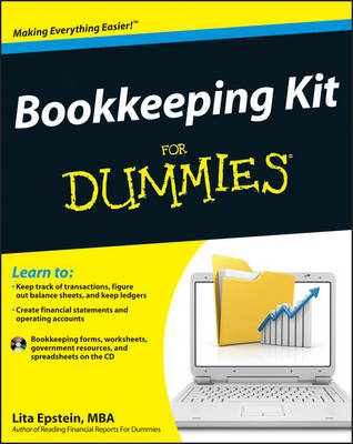 Bookkeeping Kit For Dummies (BOK)