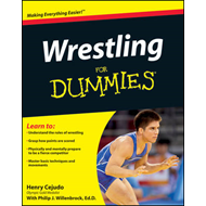 Wrestling For Dummies (BOK)