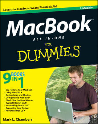 MacBook All-in-One For Dummies (BOK)
