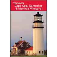 Frommer's Cape Cod, Nantucket & Martha's Vineyard: 2012 (BOK)