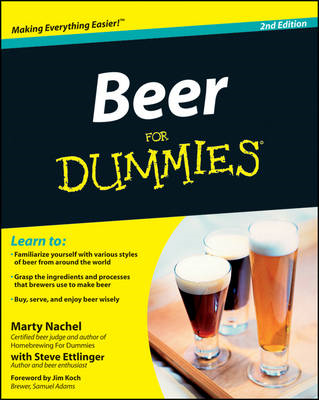 Beer for Dummies, 2nd Edition (BOK)
