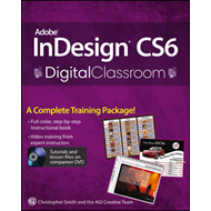 Adobe InDesign CS6 Digital Classroom (BOK)