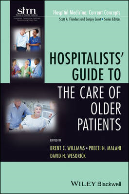 Hospitalists' Guide to the Care of Older Patients (BOK)