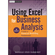 Using Excel for Business Analysis (BOK)