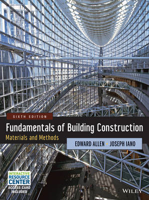 Fundamentals of Building Construction (BOK)