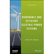 Renewable and Efficient Electric Power Systems (BOK)