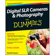 Digital SLR Cameras & Photography For Dummies (BOK)