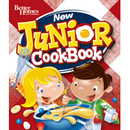 Better Homes and Gardens New Junior Cook Book (BOK)