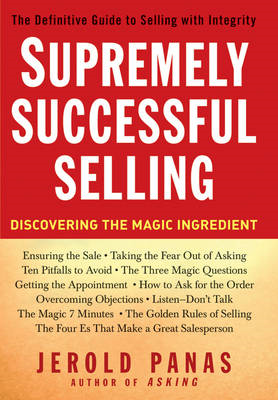 Supremely Successful Selling (BOK)