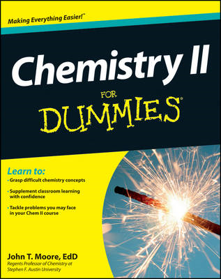 Chemistry II For Dummies (BOK)