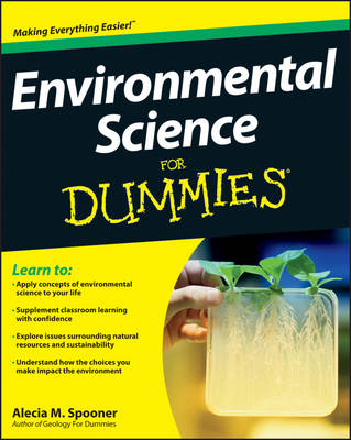 Environmental Science For Dummies (BOK)