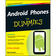 Android Phones For Dummies (BOK)