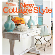 New Cottage Style: Decorating Ideas for Casual, Comfortable Living (BOK)