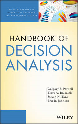 Handbook of Decision Analysis (BOK)