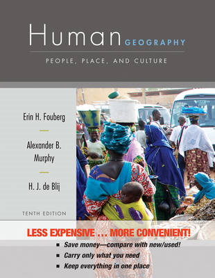 Human Geography: People, Place, and Culture (BOK)