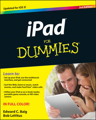 iPad 2 For Dummies (BOK)