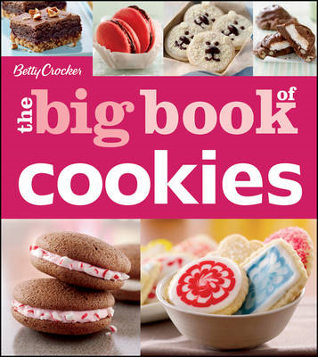 Betty Crocker the Big Book of Cookies (BOK)