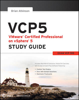 VCP5 VMware Certified Professional on VSphere 5 Study Guide (BOK)