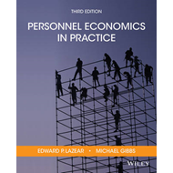 Personnel Economics in Practice, Third Edition (BOK)