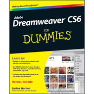 Dreamweaver CS6 For Dummies (BOK)